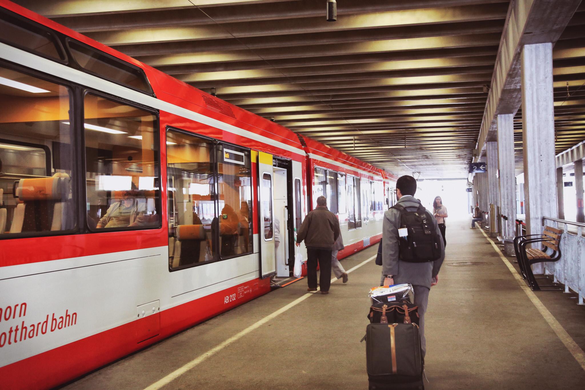 BahnCard Bahnreisende
