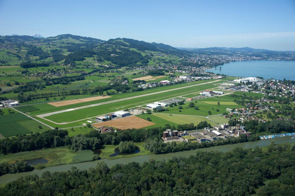 Flugplatz St. Gallen-Altenrhein